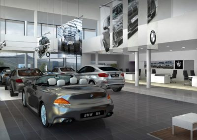 Salon BMW
