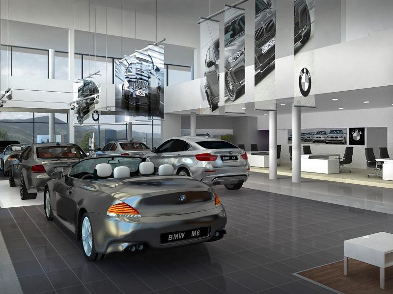 Salon BMW